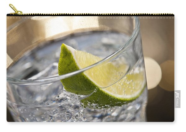 Gin Tonic Cocktail Carry-all Pouch