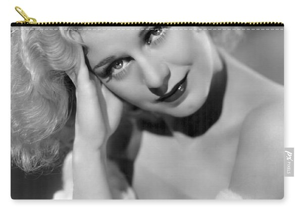 Ginger Rogers Carry-all Pouch