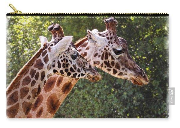 Giraffe 03 Carry-all Pouch