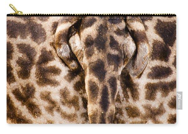 Giraffe Butt Carry-all Pouch