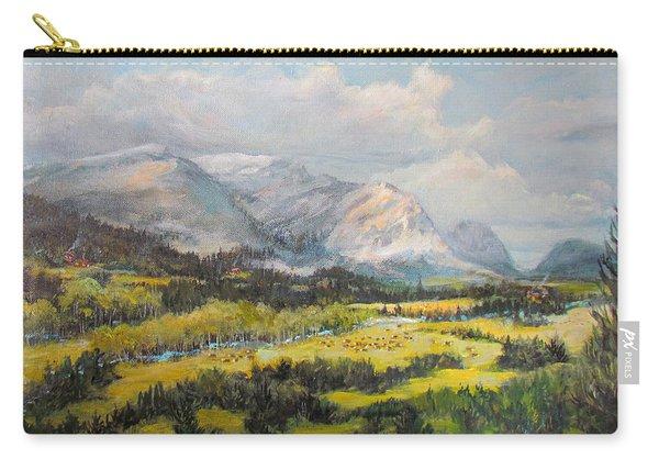 Glacier Splendor Carry-all Pouch
