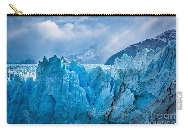 Glacier Symphony Carry-all Pouch