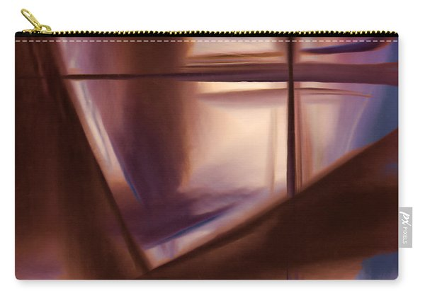 Glass Abstract Carry-all Pouch