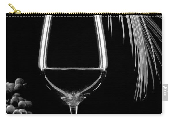 Glass Of Paradise Carry-all Pouch