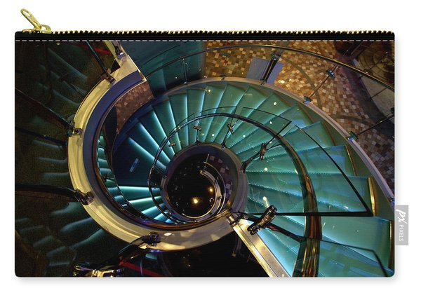 Glass Stairwell Carry-all Pouch