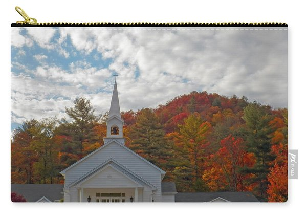Glenville In Autumn  Carry-all Pouch