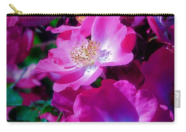 Glorious Blooms Carry-all Pouch