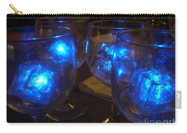 Glowing Drinks Carry-all Pouch