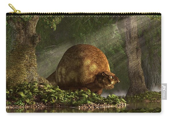 Glyptodon Carry-all Pouch