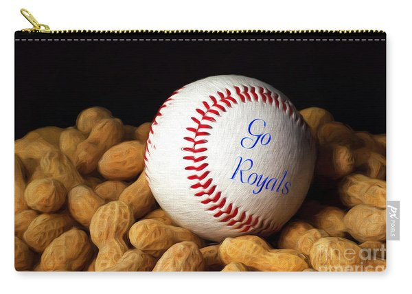 Go Royals Carry-all Pouch