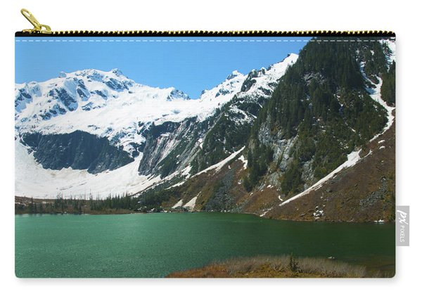 Goat Lake Panorama Carry-all Pouch