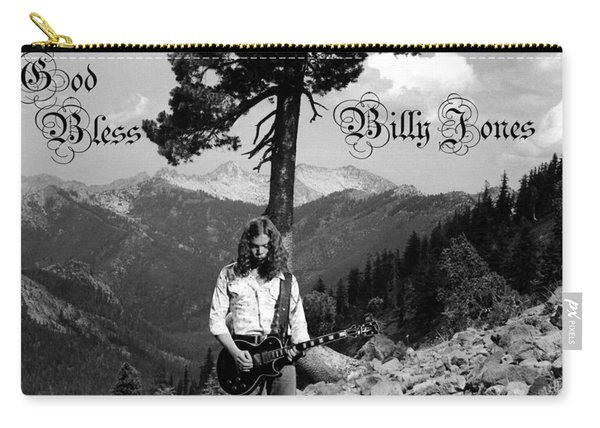 God Bless Billy Jones Carry-all Pouch