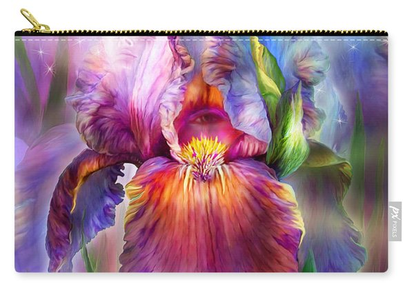 Goddess Of Healing Carry-all Pouch