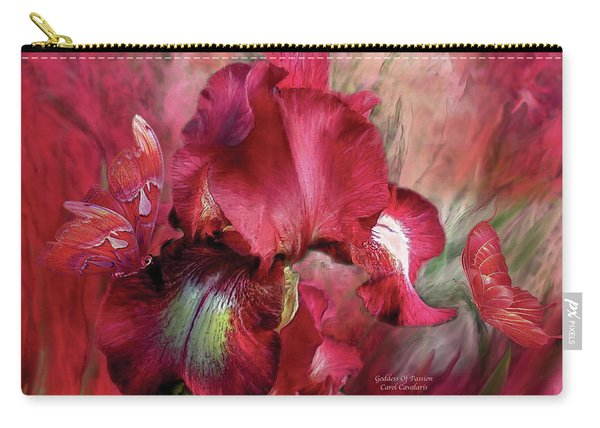 Goddess Of Passion Carry-all Pouch