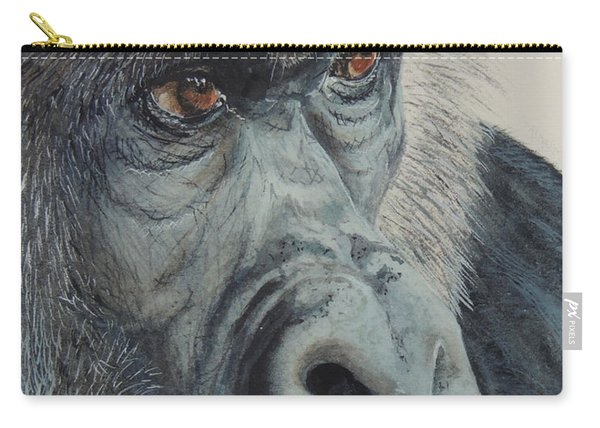Going Ape...sold  Carry-all Pouch