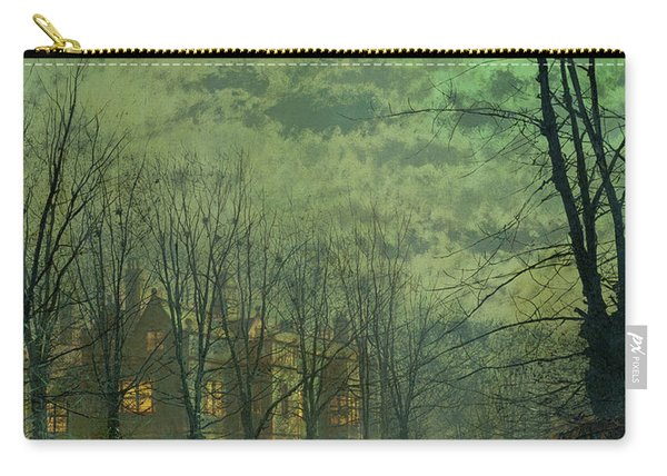 Going Home By Moonlight Carry-all Pouch