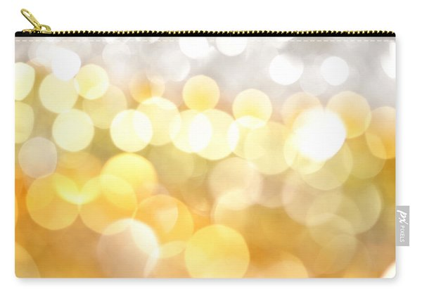 Gold On The Ceiling Carry-all Pouch