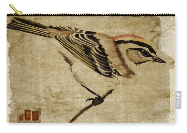 Golden-crowned Kinglet Carry-all Pouch