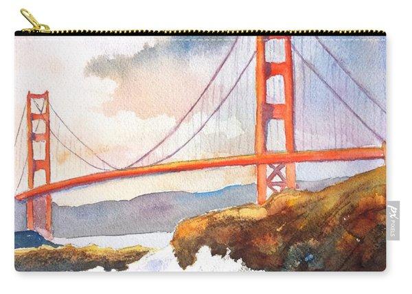 Golden Gate Bridge 4 Carry-all Pouch