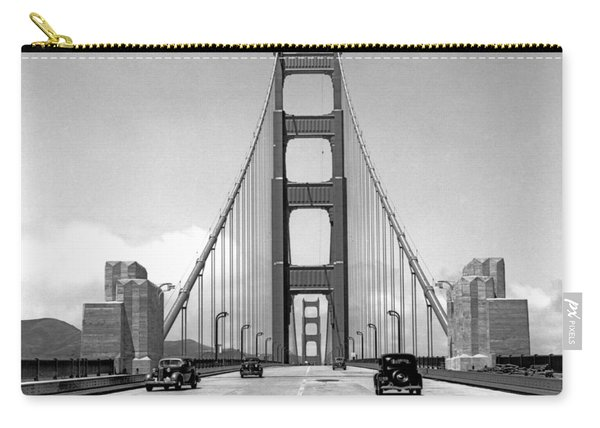 Golden Gate Bridge Preview Carry-all Pouch