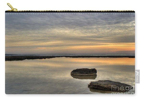 Golden Horizon Carry-all Pouch