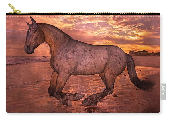 Golden Hour Pause Carry-all Pouch