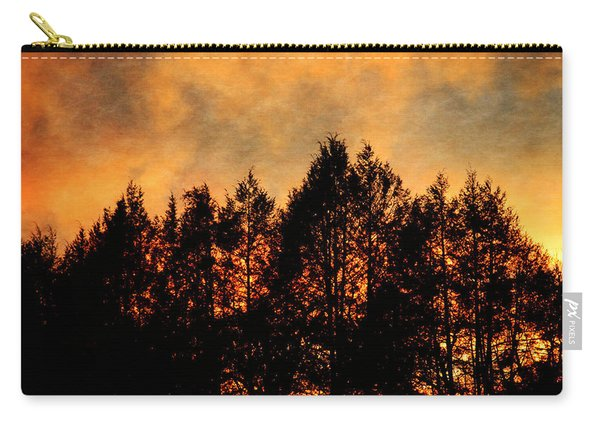Golden Hours Carry-all Pouch