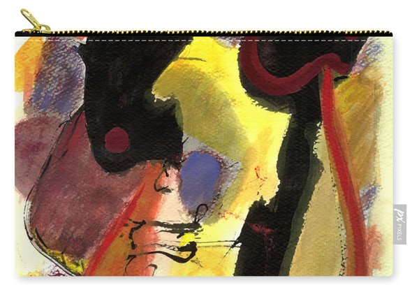 Golden Moon 2 Carry-all Pouch