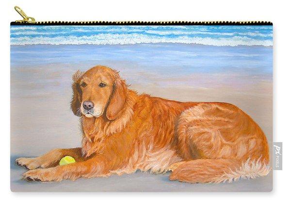 Golden Murphy Carry-all Pouch