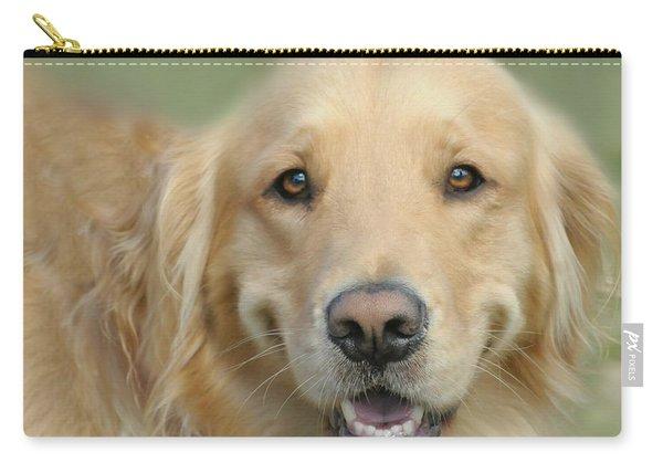 Golden Retriever Standard Carry-all Pouch