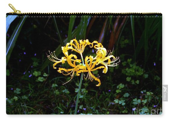 Golden Spider Lily Carry-all Pouch