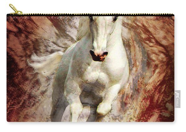 Golden Thunder Carry-all Pouch