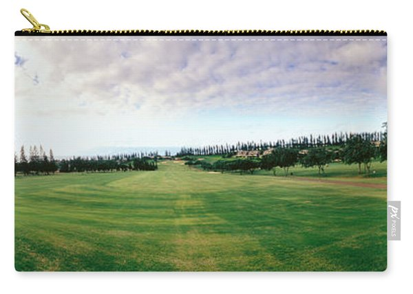 Golf Course Maui Hi Usa Carry-all Pouch