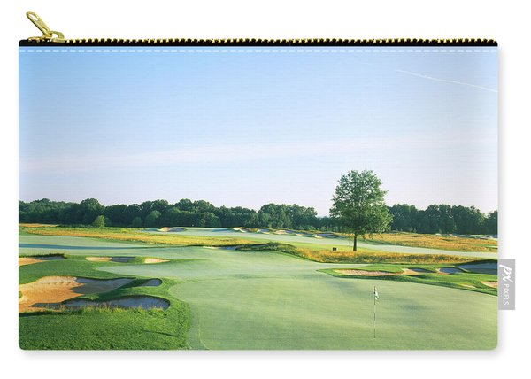 Golf Course, Royce Brook Golf Club Carry-all Pouch