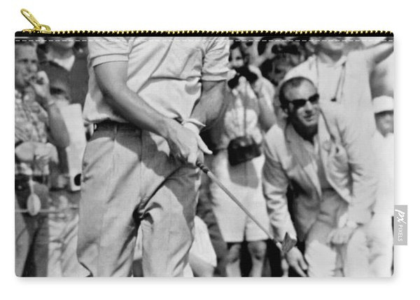 Golfer Arnold Palmer Carry-all Pouch