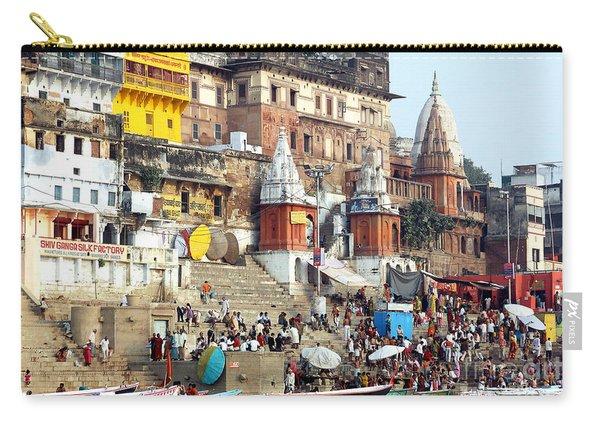 Good Morning Ganga Ji 2 Carry-all Pouch