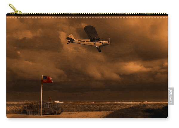 Good Night Wildwood Beach Carry-all Pouch