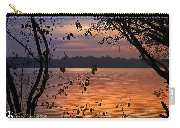 Goodnight Lake Carry-all Pouch