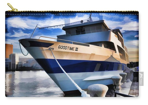 Goodtime IIi - Cleveland Ohio Carry-all Pouch