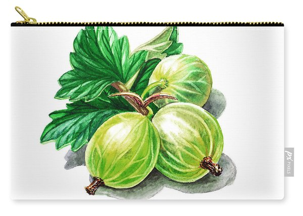 Gooseberry Painting Carry-all Pouch