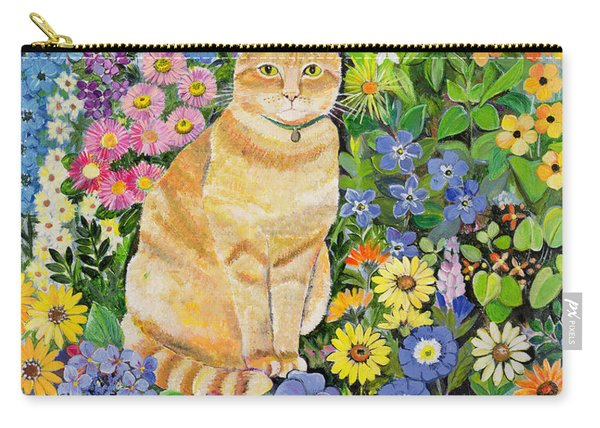 Gordon S Cat Carry-all Pouch