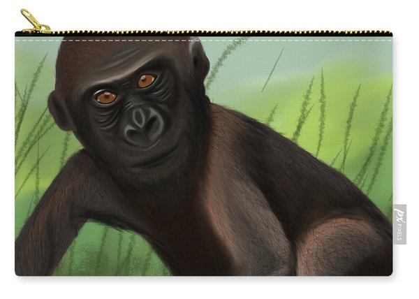 Gorilla Greatness Carry-all Pouch
