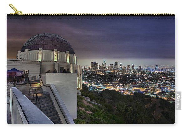 Gotham Griffith Observatory Carry-all Pouch