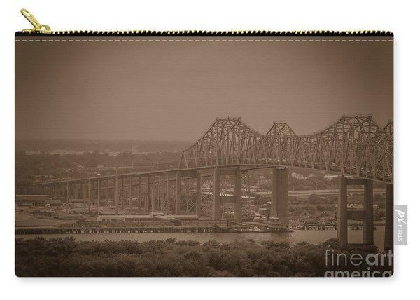 Grace And Pearman Bridges Carry-all Pouch