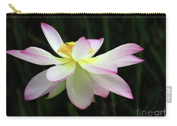 Graceful Lotus Carry-all Pouch