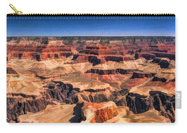 Grand Canyon Grand View Panorama Carry-all Pouch