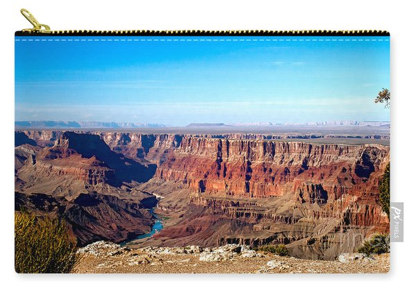 Grand Canyon Vast View Carry-all Pouch