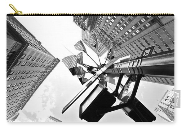 Grand Central America Carry-all Pouch