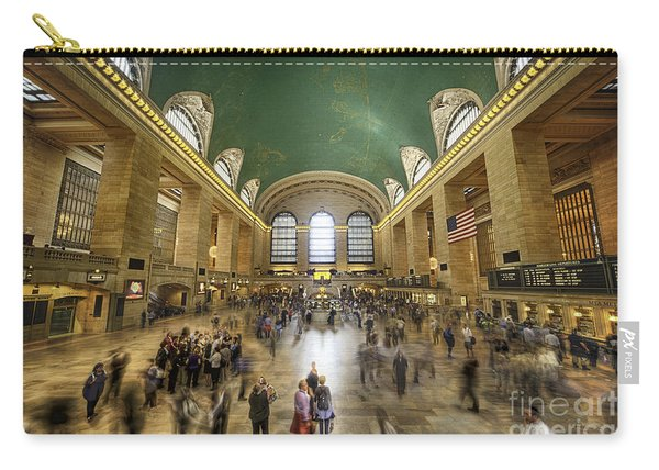 Grand Central Rush Carry-all Pouch