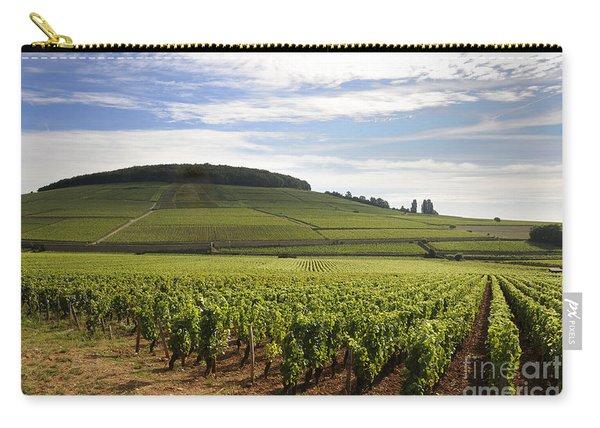 Grand Cru And Premier Cru Vineyards Of Aloxe Corton. Cote De Beaune. Burgundy. Carry-all Pouch